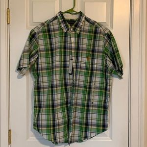Brand new US Polo Assn Men's Plaid Shirts